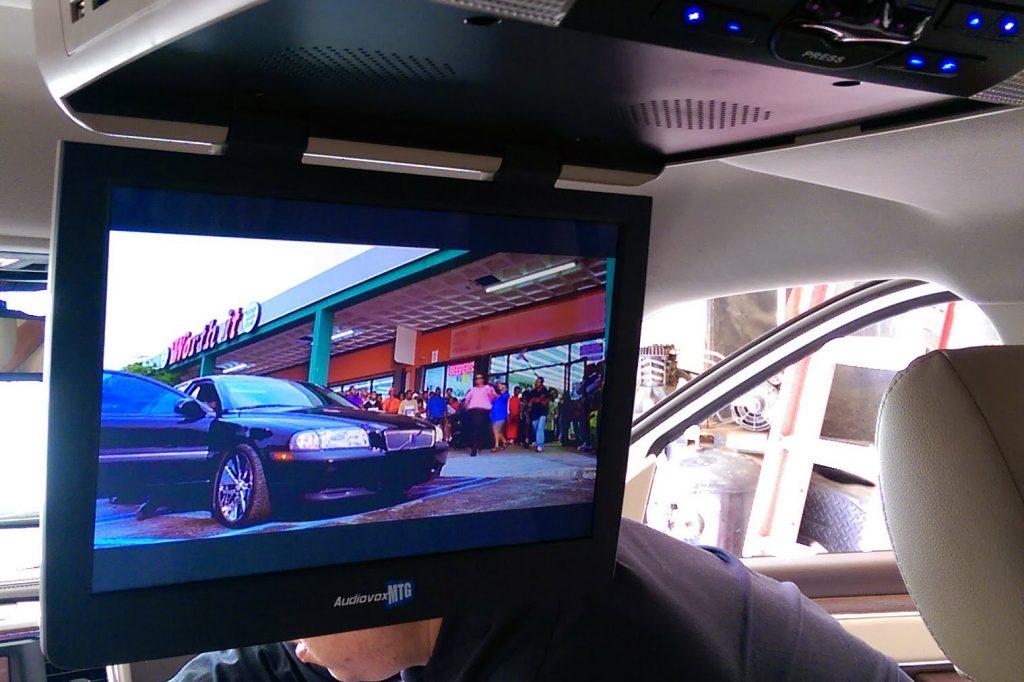 car dvd video