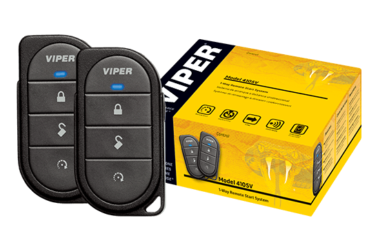 entry level 1 way remote start system by viper