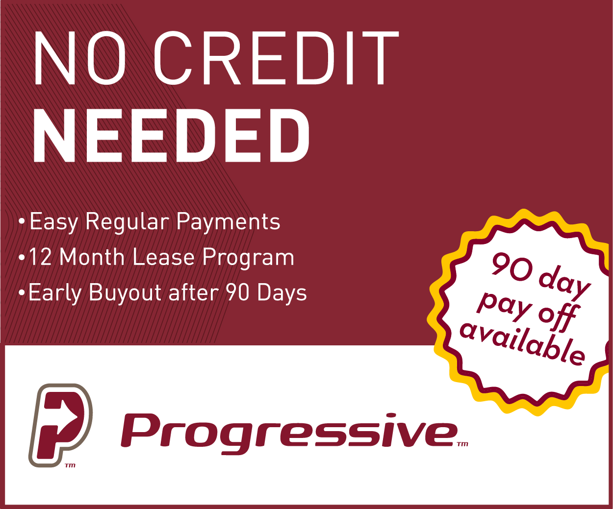 progressive easy financing in farmington nm at paradise village